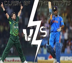 World Cup: It's India Vs Pak Again
