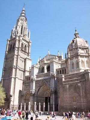 Catedral de Toledo - que visitar
