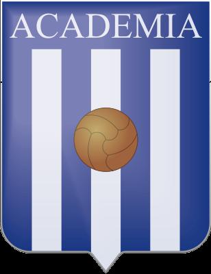Escudo del equipo de la ciudad de Guadalajara Academia Albiceleste