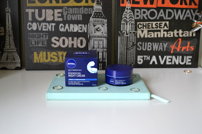 Nivea Regenerating Night Cream for Normal & Combination Skin