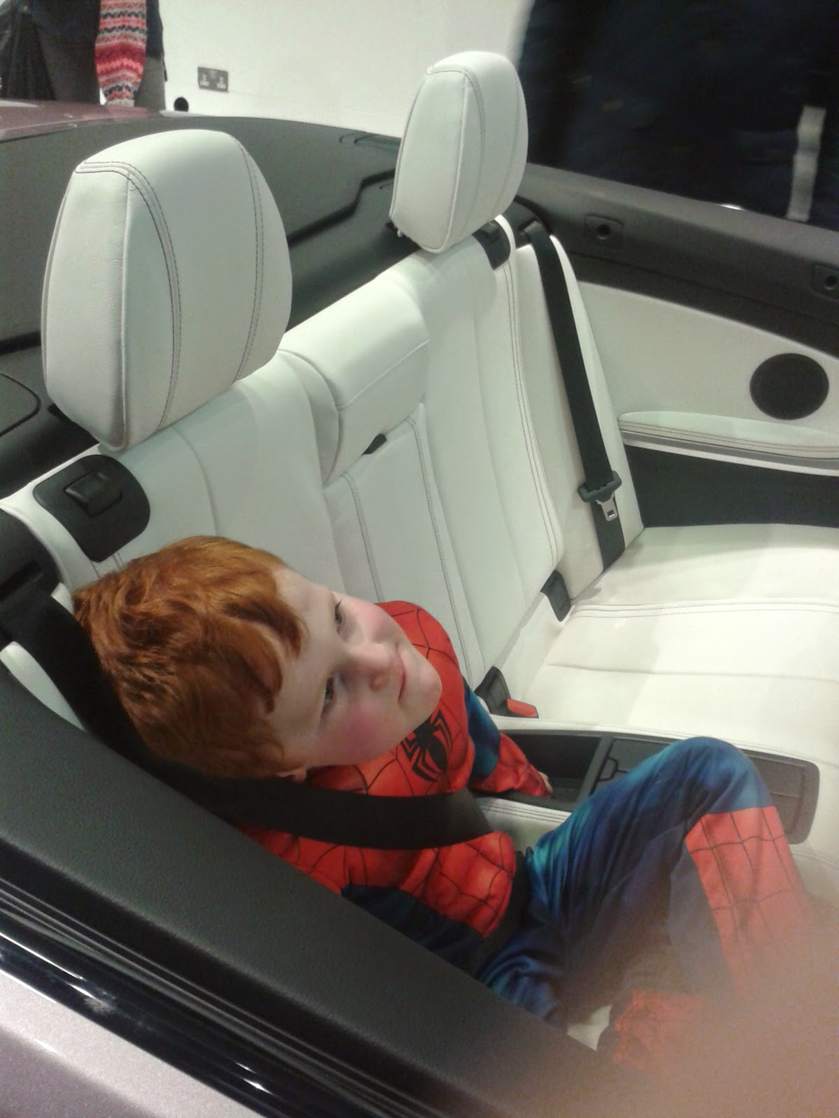 Ieuan in BMW