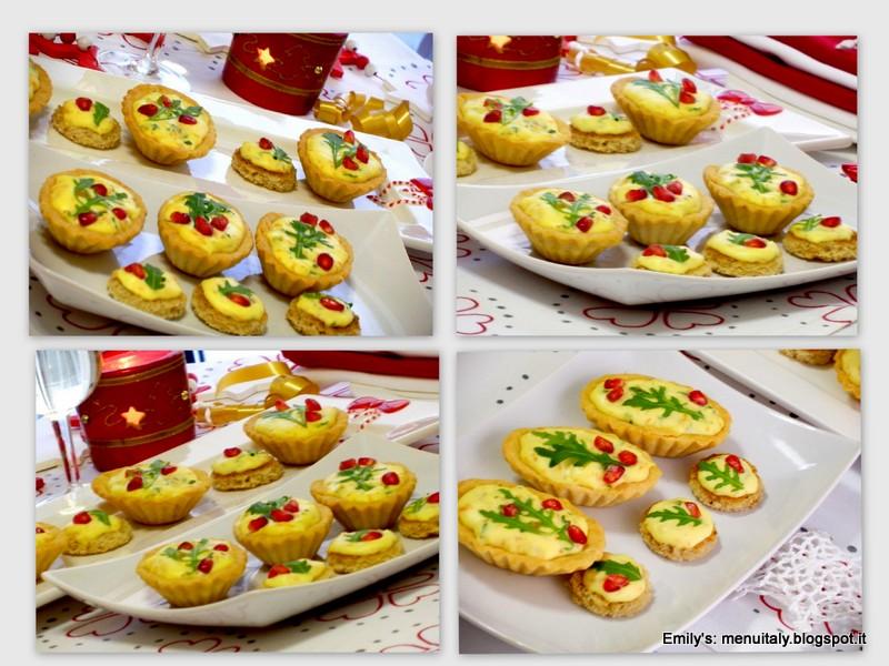 Ricette di antipasti alle verdure