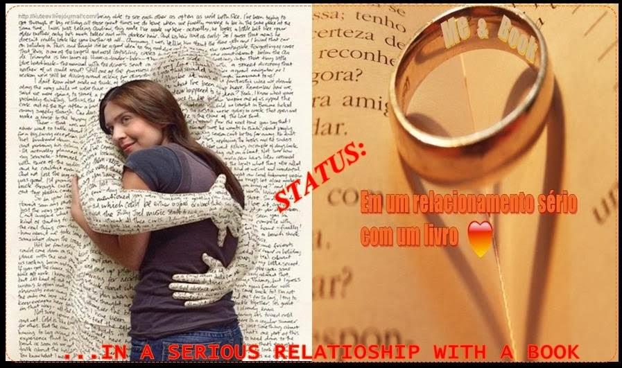 Status: Em um relacionamento sério com um livro.