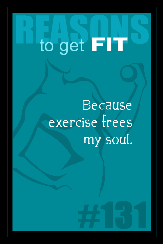 365 Reasons to Get Fit #131