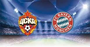 CSKA Moscow vs Bayern Munchen