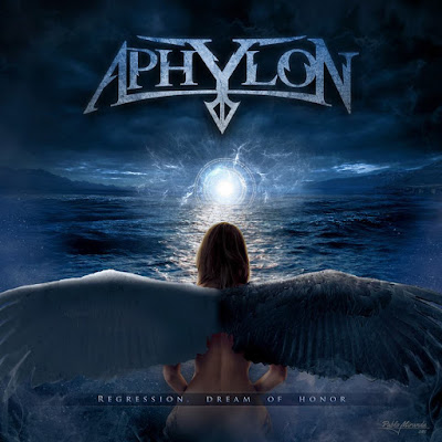Regression Dreams of Honor, Regression Dreams of Honor Aphylon Female Fronted Power Metal from Guatemala, Aphylon, Female Fronted Power Metal from Guatemala, Power Metal from Guatemala
