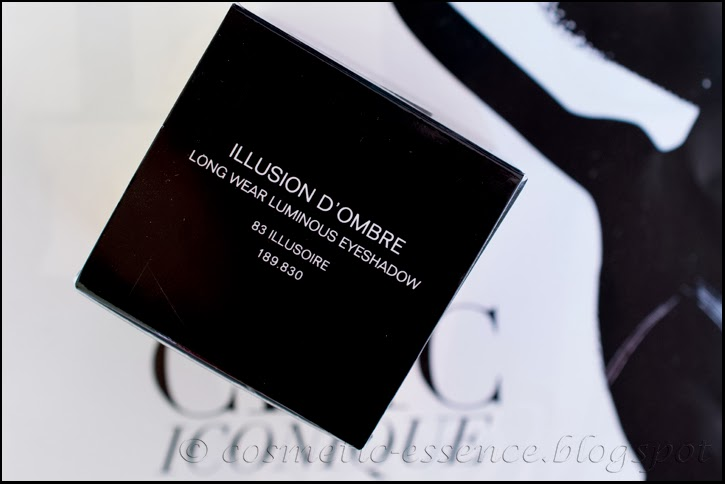 Chanel Illusion d'Ombre - Illusoire