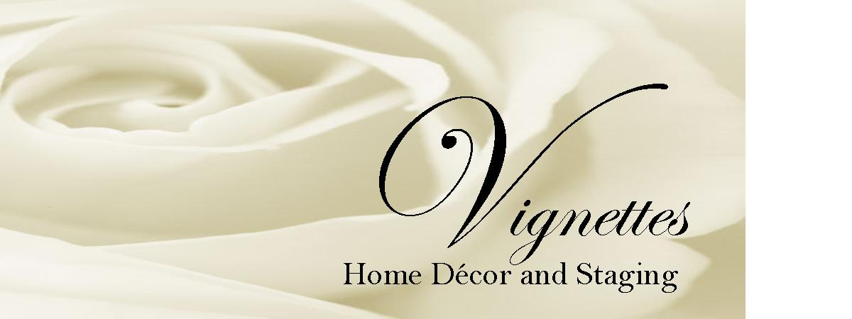 Vignettes Home Decor and Staging