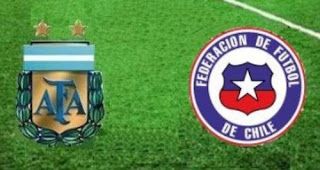 Partido Argentina Vs Chile ¡Clásico de Eliminatorias!