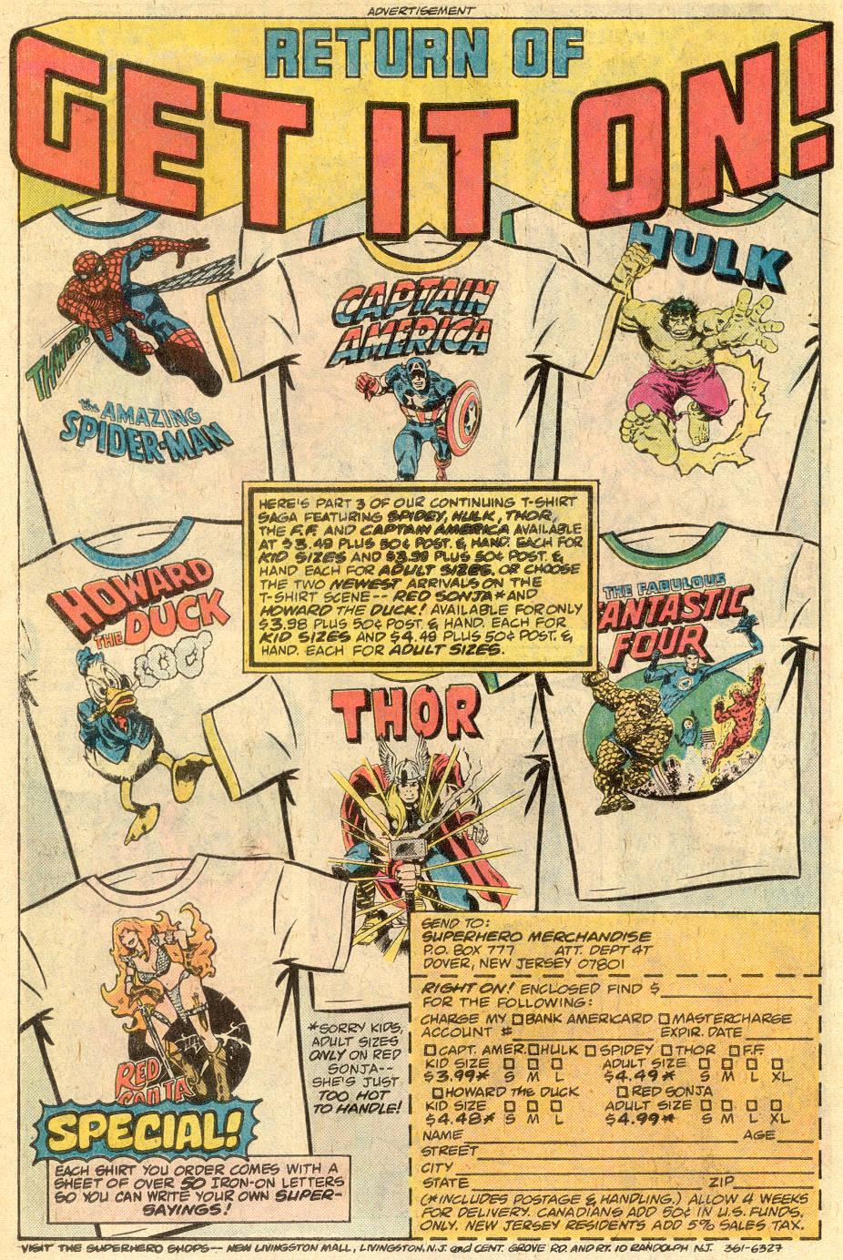 Conan the Barbarian (1970) Issue #77 #89 - English 21