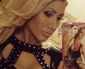 Big Brother GinaMarie Selfies Twitter