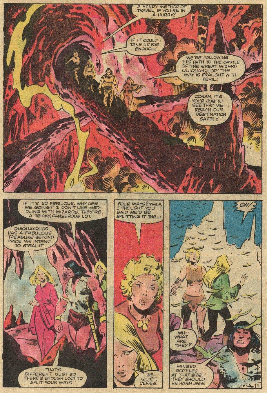 Conan the Barbarian (1970) Issue #146 #158 - English 14