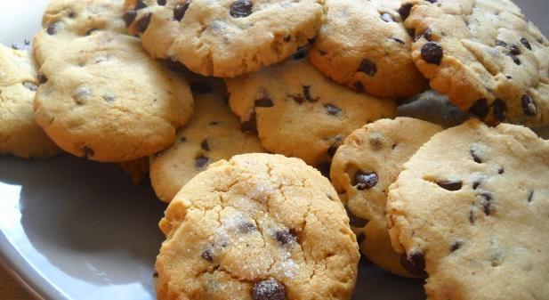 Comment faire un Les Cookies au Beurre de Cacahuètes et Chocolat