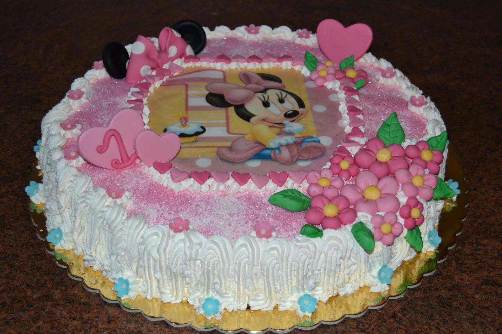 Per un primo compleanno semplice ed originale!!! Torte di compleanno, Torte  per bambini