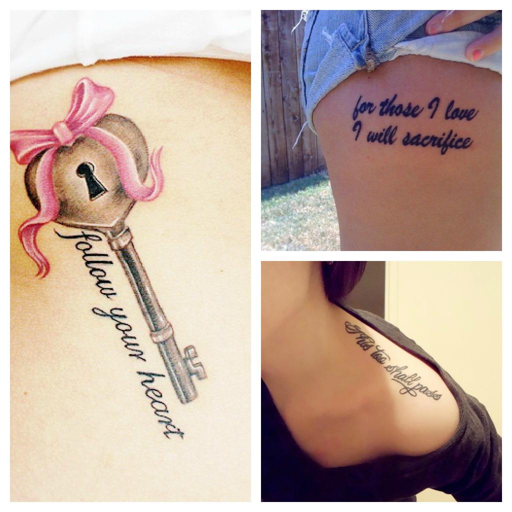 Queen Chrissanto Tatuagens De Frases