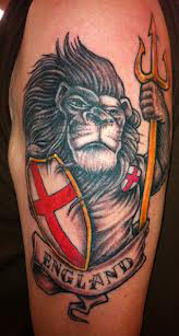 England Tattoos