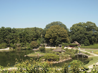 Unique Japan Tours Kenrokuen Garden Vista