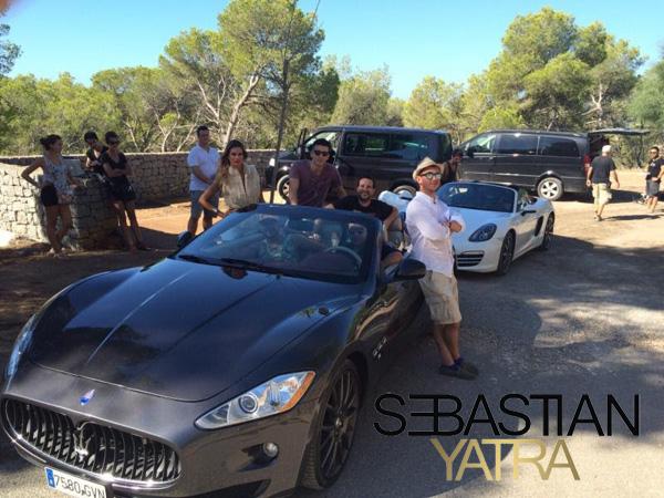 Sebastián-Yatra-graba-Dj-productor-español-Juan-Magan-Grupo-Cali-y-el-Dandee