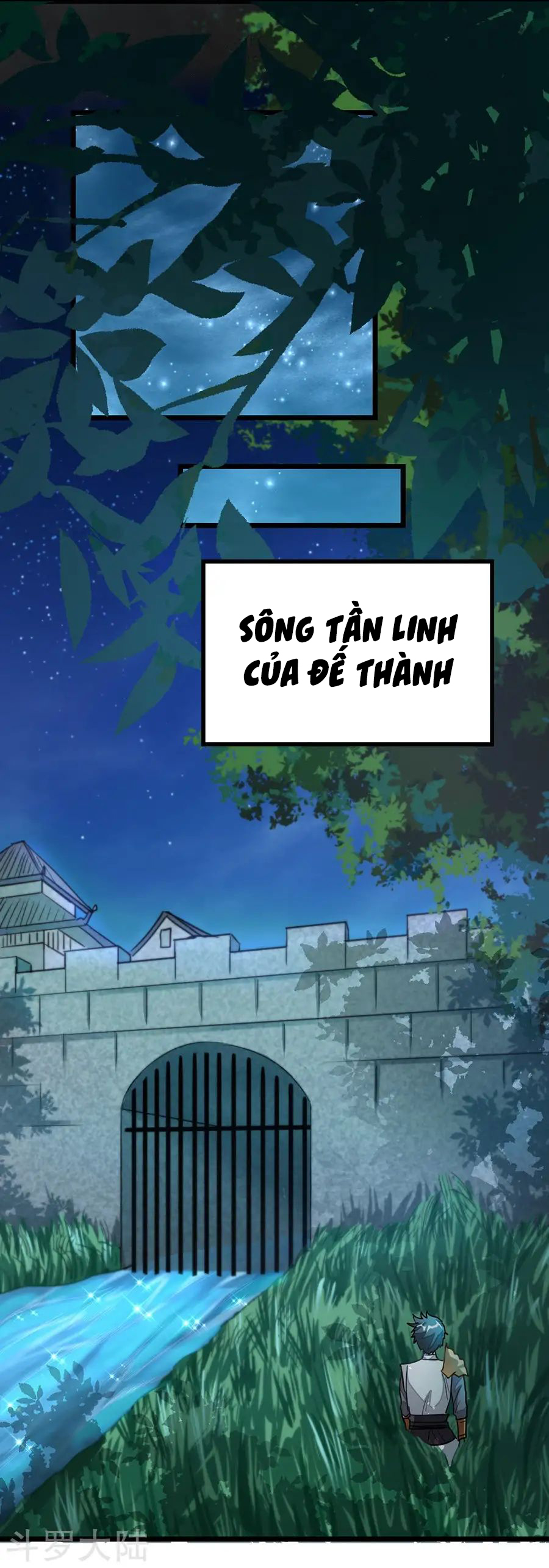 Cửu Dương Thần Vương - Chap 95