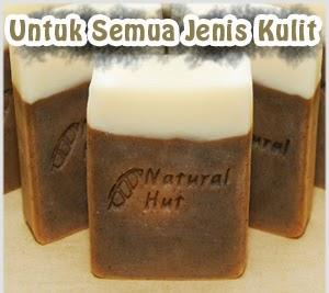 perawatan kulit natural alami kopi