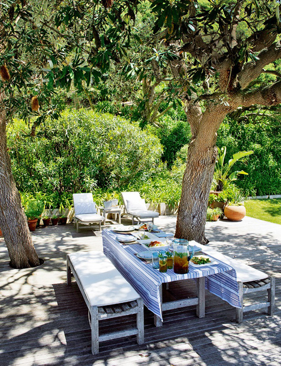 10 refreshingly green outdoors
