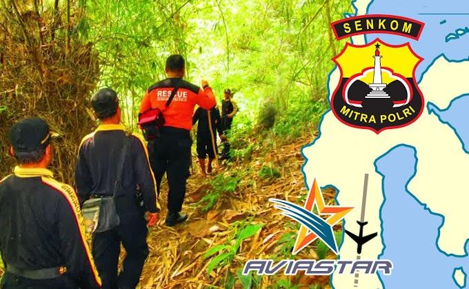 Pimpinan Senkom Instruksikan Anggota Bantu Pencarian Aviastar