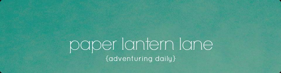 Paper Lantern Lane