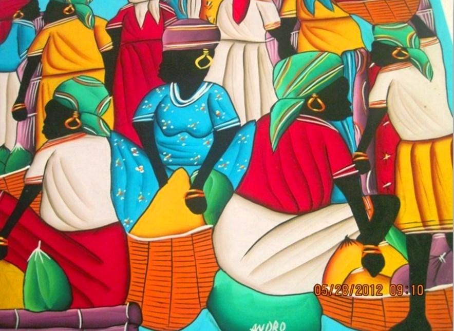 Cuadros de negras africanas caras car interior design for Imagenes de cuadros modernos