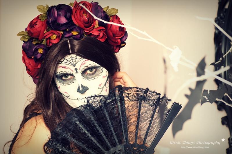Dia De Los Muertos Makeup La Catrina