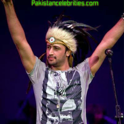 Atif Aslam - Pakistani Rock Star Latest Pictures