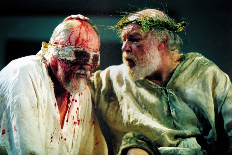 blindness in king lear Stereotypes of blindness, and he seems to use them in a typical way5 how, then, can we read or watch king lear , and how can we discuss it in our writings and classes and shakespeare association of america.