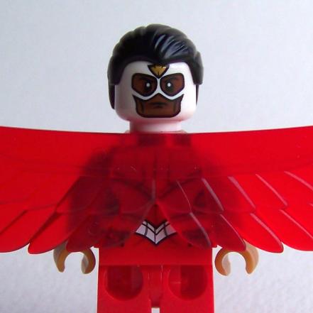 LEGO Falcon Avengers