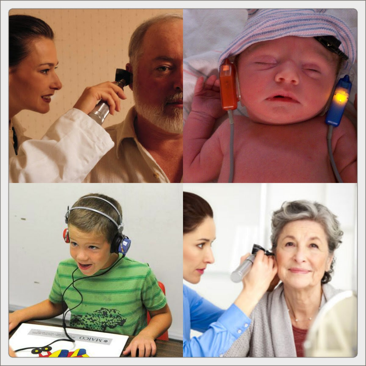 Business Service Provider: Different Kinds of Hearing Tests for ...