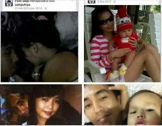 Heboh, Foto Mirip Suami Bella Shofie dengan Anak Istrinya Beredar di Facebook