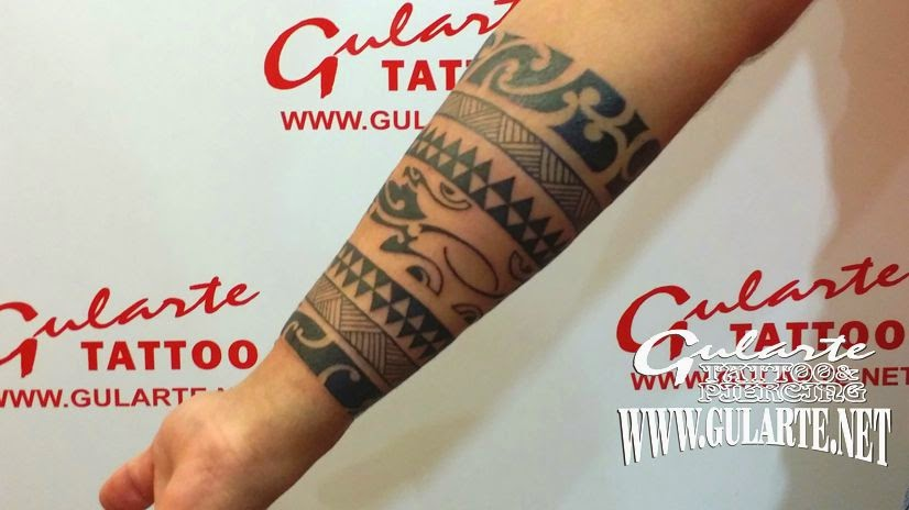 Tatuajes Antebrazo Brazalete Excellent Precioso Tatuajes De