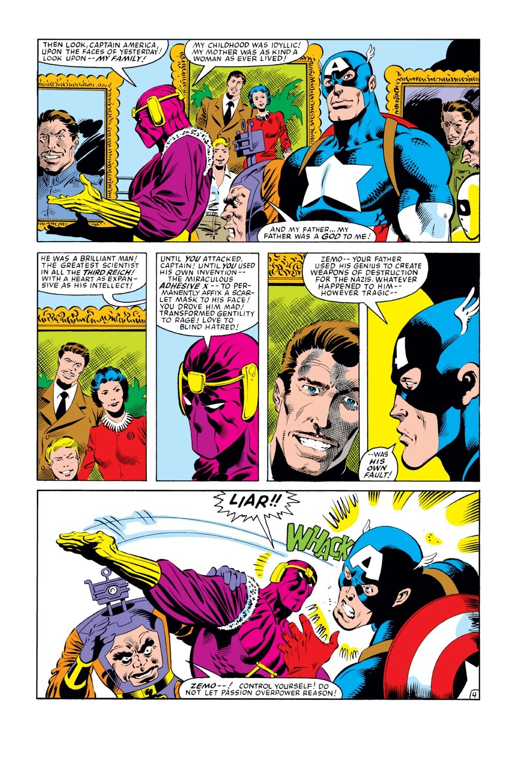 Captain America (1968) Issue #277 #193 - English 5