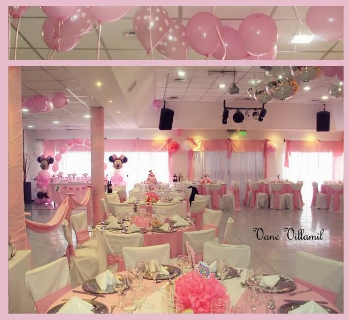 Imagenes fantasia y color ideas para fiesta infantil - Decoracion fiesta rosa ...