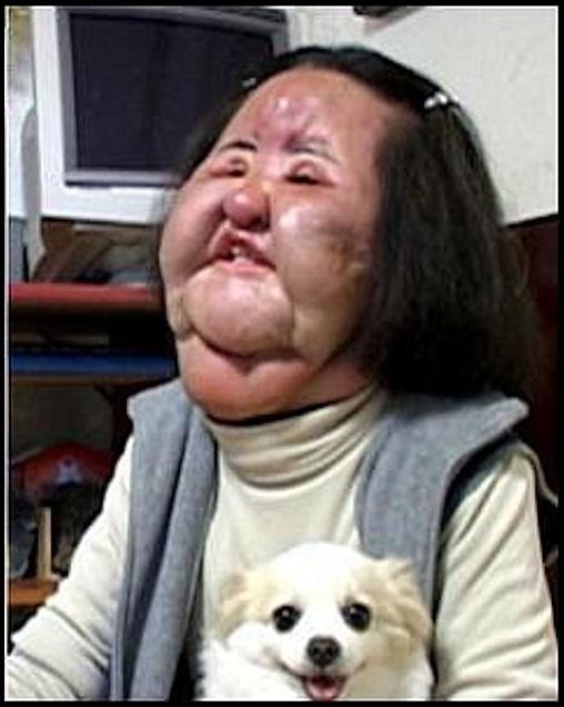 扇風機おばさんとは