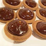 Chocolat caramel Tarts