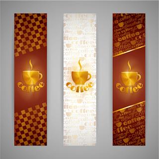 カフェ メニュー テンプレート coffee menu designs for cafe menu covers イラスト素材3