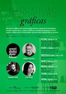 Narrativas Gráficas na RV Cultura e Arte no Rio Vermelho