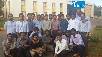 Participants at a Welding Inspection Course organized by Trinity NDT