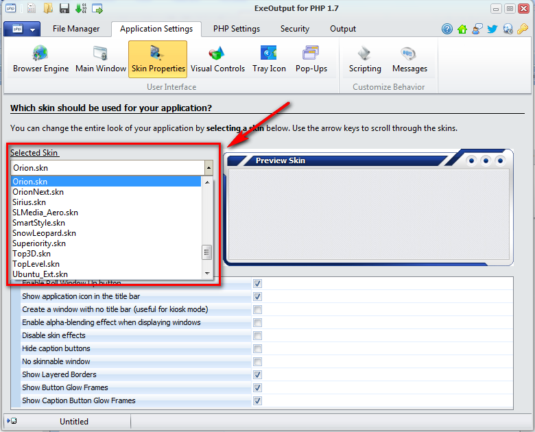 Hardi: cara membuat file php jadi exe
