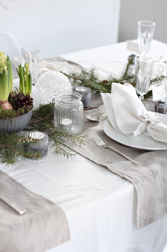 Christmas Table Setting Masa D Zeni Usta G Remez