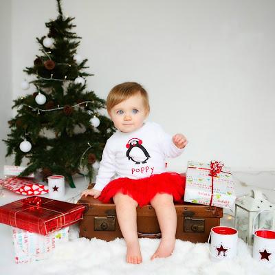 cute christmas babies