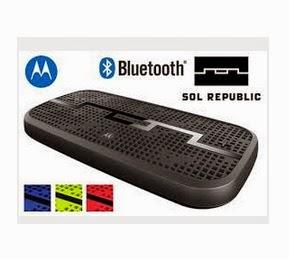Flipkart: Buy Motorola Deck Bluetooth Speaker at Rs.2999