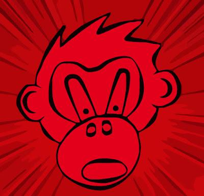 Червената Огнена Маймуна