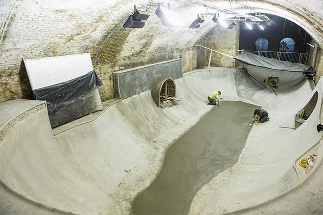 house of vans london press release first look preview london waterloo station