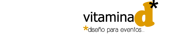 vitamina d*_ Diseño para eventos