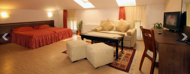 Opinión Hotel Alafrangite Plovdiv Bulgaria